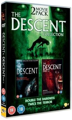 The Descent/The Descent: Part 2 - 2
