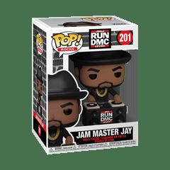 Jam Master Jay (201) Run DMC Pop Vinyl - 2