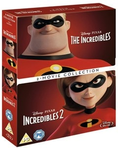 Incredibles: 2-movie Collection - 2