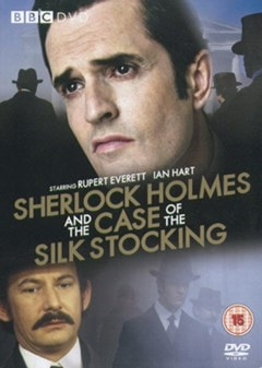 Sherlock Holmes and the Case of the Silk Stocking - 1