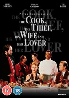 The Cook, the Thief, His Wife and Her Lover - 1
