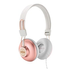 House Of Marley Positive Vibration 2.0 Copper Headphones w/Mic - 1