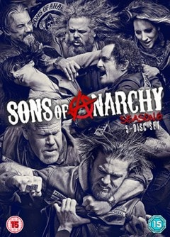 Sons of Anarchy: Complete Season 6 - 1