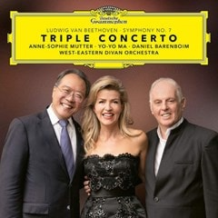 Ludwig Van Beethoven: Triple Concerto/Symphony No. 7 - 1