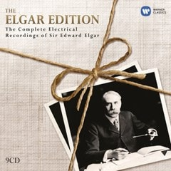 The Elgar Edition: The Complete Electrical Recordings of Sir Edward Elgar - 1