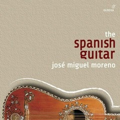 Jose Miguel Moreno: The Spanish Guitar - 1