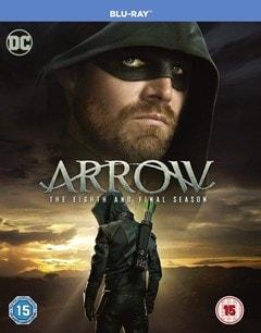 Arrow: The Eighth and Final Season - 1
