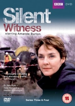 Silent Witness: Series 3 and 4 - 1