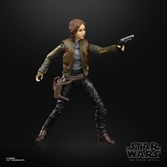 Jyn Erso Rogue One Star Wars Black Series Action Figure - 2