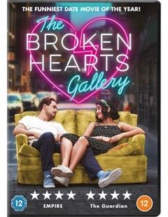 The Broken Hearts Gallery - 1