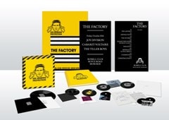 Use Hearing Protection: Factory Records 1978-1979 - 2