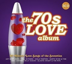 The 70s Love Album - 1