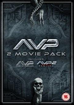 Alien Vs Predator/Aliens Vs Predator 2 - Requiem - 1