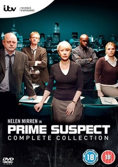 Prime Suspect: Complete Collection - 1
