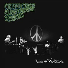 Live at Woodstock - 1