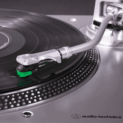 Audio Technica AT-LP120X Silver Direct Drive Turntable - 3