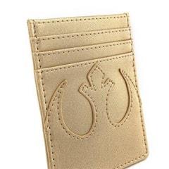 Loungefly X Star Wars Golden Rebel Alliance Cardholder - 3