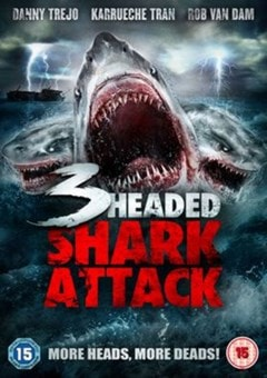3-headed Shark Attack - 1