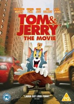 Tom & Jerry: The Movie - 1