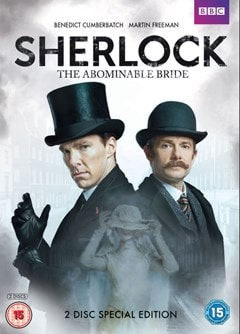 Sherlock: The Abominable Bride - 1