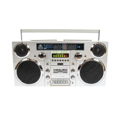 GPO Brooklyn Portable Boombox - 1