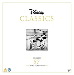 Disney Classics: Complete 57 Movie Collection - 2
