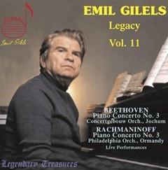 Emil Gilels: Legacy - Volume 11 - 1