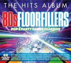 The Hits Album: 80s Floorfillers - 1