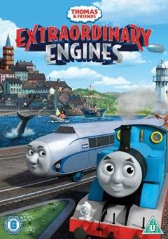 Thomas & Friends: Extraordinary Engines - 1