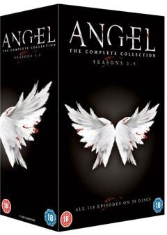 Angel: Seasons 1-5 - 2