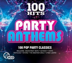 100 Hits: Party Anthems - 1