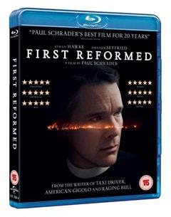 First Reformed (hmv Exclusive) - 2