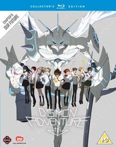 Digimon Adventure Tri: Chapter 6 - Our Future - 1