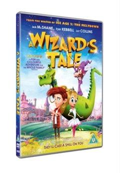 A Wizard's Tale - 2