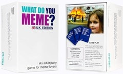 What Do You Meme: UK Edition - 2