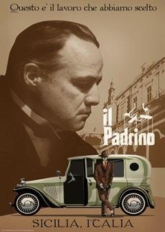 The Godfather: Il Padrino Limited Edition Art Print - 1