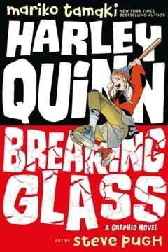 Harley Quinn: Breaking Glass - 1