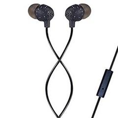 House Of Marley Little Bird Black Earphones W/Mic - 2