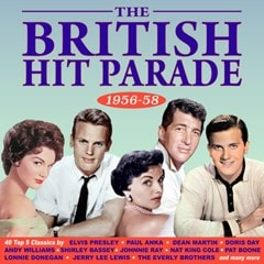 The British Hit Parade: 1956-58 - 1