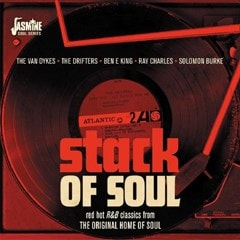 Stack of Soul: Red Hot R&B Classics from the Original Home of Soul - 1
