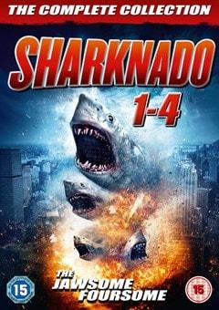Sharknado 1-4 - 1