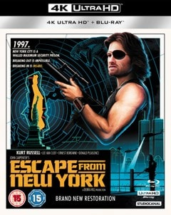 Escape from New York - 1
