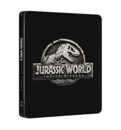 Jurassic World - Fallen Kingdom (hmv Exclusive) 4K Ultra HD Steelbook - 2