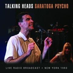 Saratoga Psycho: Live Radio Broadcast, New York 1983 - 1