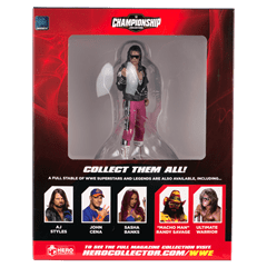 Bret Hart: WWE Championship Figurine: Hero Collector - 3