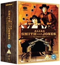 Alias Smith and Jones: The Complete Series - 2