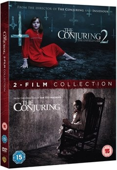 The Conjuring/The Conjuring 2 - The Enfield Case - 2