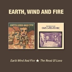 Earth Wind and Fire/The Need of Love - 1
