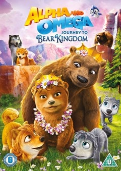 Alpha and Omega: Journey to Bear Kingdom - 1