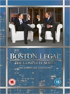 Boston Legal: The Complete Series - 1
